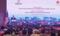 Projekt zur Handelserleichterung gestartet