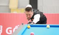 Internationale Dreiband-Meisterschaft Binh Duong abgeschlossen