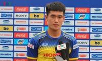 Vietnamesische U22-Fußballmannschaft will Goldmedaille bei den Südostasienspielen 2019 gewinnen