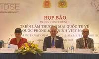Internationale Verteidigungs- und Sicherheitsmesse Vietnams 2020 wird in Hanoi veranstaltet