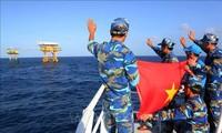Vietnam beharrt auf Demonstration und Schutz der Souveränität durch friedliche Maßnahmen