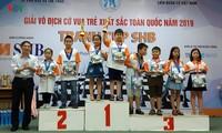 Das Jugendschachturnier SHB-Pokal: Team von Ho Chi Minh Stadt führt die Rangliste
