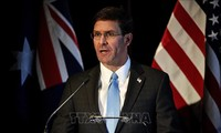 US-Verteidigungsminister erklärt die Aufrechterhaltung von Sanktionen gegen Nordkorea