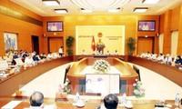 36. Sitzung des Ständigen Parlamentsausschusses am 12. August eröffnet