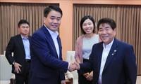 Verstärkung der Zusammenarbeit zwischen Städten Vietnams und Japans