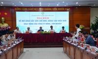 Seminar über Umstrukturierung von Firmen in Land- und Forstwirtschaft