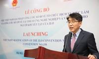 Vietnam integriert sich aktiv in die Welt im Bereich der Arbeit