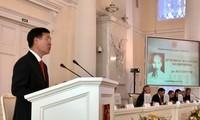 Seminar über das Testament Ho Chi Minhs nach 50 Jahren