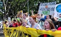Besorgnis beim Kampf gegen den Klimawandel