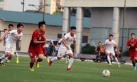 U22-Mannschaft siegt gegen Nationalmannschaft im Elfmeterschießen