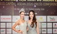 """Vietnam veranstaltet Schönheitswettbewerb """"Miss Capital ASEAN 2020"""""""