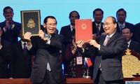 Gemeinsame Erklärung Vietnams und Kambodschas