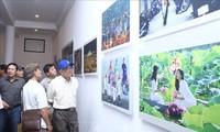 """Ausstellung und Preisverleihung des Kunstfotowettbewerbs """"Stolz auf Hanoi"""""""
