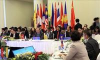 Konferenz hochrangiger Beamter der ASEAN und Chinas über die Umsetzung der DOC