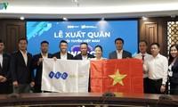 Vietnamesische Golfer beteiligen sich an WAGC in Malaysia