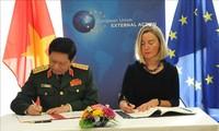 Vietnam und die EU unterzeichnen ein Abkommen über Krisenmanagement