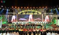 Eröffnung des 2. Kulturfesttags der Thai