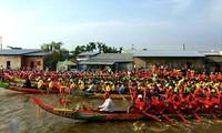 Ooc-om-boc-Fest im Mekong-Delta 2019