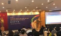 Finanzen und Telekommunikation stehen vor Chancen und Herausforderungen aus dem EVFTA