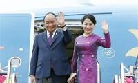 Premierminister Nguyen Xuan Phuc stattet Kuwait einen offiziellen Besuch ab
