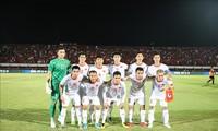 Vietnamesische Nationalfußballmannschaft verbessert sich um zwei Stufen auf der FIFA-Weltrangliste für Oktober