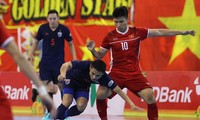 AFF HDBank Futsal-Meisterschaft 2019: Vietnam verliert gegen Thailand im Halbfinal