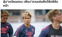 """WM-Qualifikation: Thailands Medien zeigen die drei """"gefährlichste"""" Spieler Vietnams"""