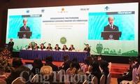 12. zwischenstaatliches Forum für nachhaltigen umweltverträglichen Verkehr in Asien eröffnet