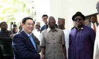 Nigeria und Vietnam sollen ihre Zusammenarbeit verstärkt fördern