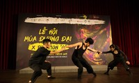 Festival für zeitgenössischen Tanz Xposition 'O' in Vietnam angekommen