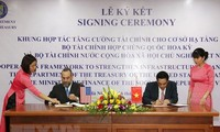 USA helfen Vietnam bei Stärkung der Infrastrukturfinanzierung