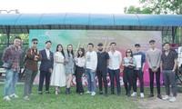 """Musikshow """"Verabredungsshow"""" in Hanoi"""