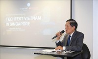 Technologien und Innovative Startup zwischen Vietnam und Singapur verbinden