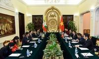 Politische Konsultation auf Vizeaußenministerebene zwischen Vietnam und Myanmar