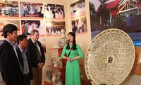 Über 500 Dokumente und Gegenstände der Chu-Dau-Keramik ausgestellt