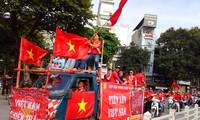 Qualifikationsrunde der WM 2022: AFC bewertet die vietnamesische Nationalmannschaft besser als die aus Thailand