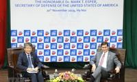Verteidigungszusammenarbeit zwischen Vietnam und den USA läuft sehr gut