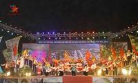 Festtag für Kultur und Sport ethnischer Minderheiten und Festtag für Landwirtschaftsprodukte in Phu Yen eröffnet