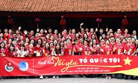 Junge vietnamesische Intellektuelle engagieren sich für die Entwicklung des Landes