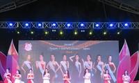 Finale des 8. Vietnam-Japan-Schönheitswettbewerbs in Can Tho