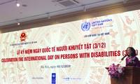 Internationaler Tag der Menschen mit Behinderung gefeiert