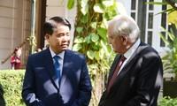 Vietnam ist die erste Station der Reihe von Ereignissen für Frieden in Asien