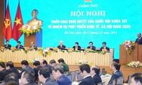 Wirtschaftsentwicklung ist eine Hauptaufgabe seit Jahresanfang