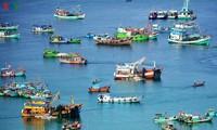 Viele Maßnahmen zur Entwicklung der Fischerei