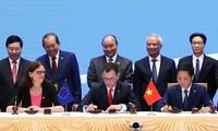 Ausschuss für internationalen Handel des EP billigt Vorschlag zur Verabschiedung von EVFTA und EVIPA