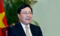 Vietnam ist ein typisches erfolgreiches Beispiel in ASEAN für nachhaltige Entwicklung
