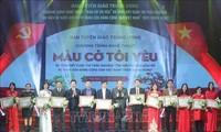 Abschluss des Wissenswettbewerbs über 90-jährige Geschichte der Partei