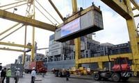 Das Im- und Exportvolumen Vietnams erreicht im Januar über 36 Milliarden US-Dollar