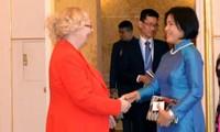 Vietnamesische Delegation leitet die Sitzung des ASEAN-Koordinierungskomitees in der Schweiz zur Arbeit der WTO