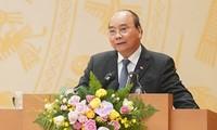 Premierminister: Der Bau der E-Regierung in Vietnam kann sich im Vergleich zu anderen Ländern verkürzen